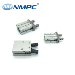 aluminum pneumatic finger single action