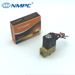 brass welding machine solenoid valve