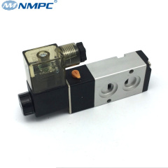 air plated electric actuator valve