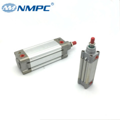 festo series double action square air pneumatic cylinder