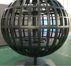 360 degree sphere LED video ball screen