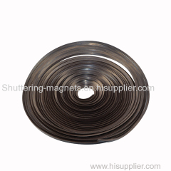 flexible triangular chamfer 10mm precast concrete magnetic chamfer strip
