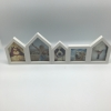 DIY Gallery Style Multi Picture Wood Photo Collage Frame Displays Photos Frame