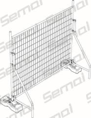 Australia Temporary Fence product