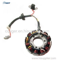 Motorcycle Magneto Coil Stator 8/12 Poles Pure Copper
