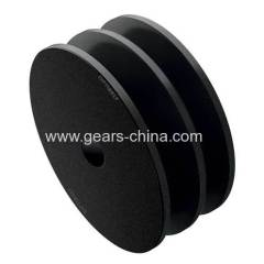 china manufacturer sheave belts pulley supplier