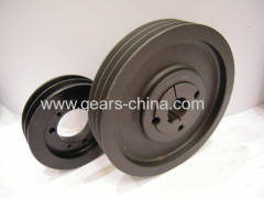 china manufacturer taper pulley