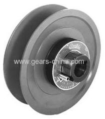 china manufacturer V-belt pulley supplier