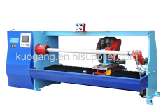 Single-Shaft Cutting Machine