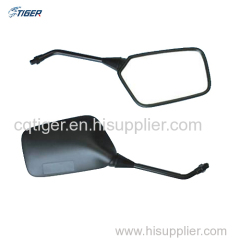 Motorcycle rear view mirror E mark