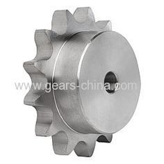 stainless steel sprocket manufacturer in china