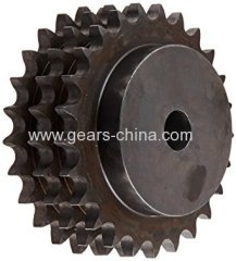 triple sprocket manufacturer in china