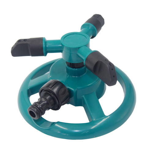 Plastic Lawn Water Whirling Spray Sprinkler