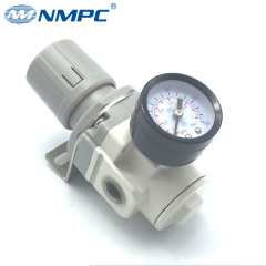 smc type 1/2 inch air regulator with big flow rate
