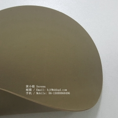 1.0mm Fire Retardant Nylon Reinforced Hypalon Fabric for Military