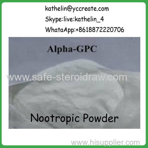 Nootropic Supplement Powder Glycerophosphate / Alpha-GPC CAS.28319-77-9