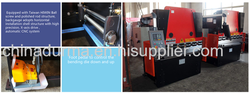 40T1600 automatic rebar cutting and bending machine