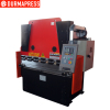 hydraulic bender machine 4 axis CNC Press Brake