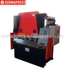 Hydraulic NC press brake