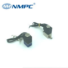 2 way micro air medical solenoid valve