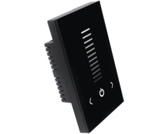 US Wall mount LED dimmer controller