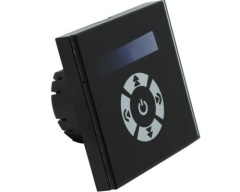 EU Wall mount LED dimmer controller