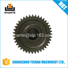 CONSTRUCTION MACHINERY PARTS GEAR FOR BULLDOZER HIGH QUALITY BEVER GEAR CONSTRUCTION MACHINERY GEARS 07137-03505