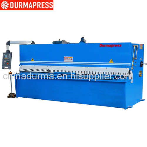 Hydraulic shearing machine for cutting stainless sheet