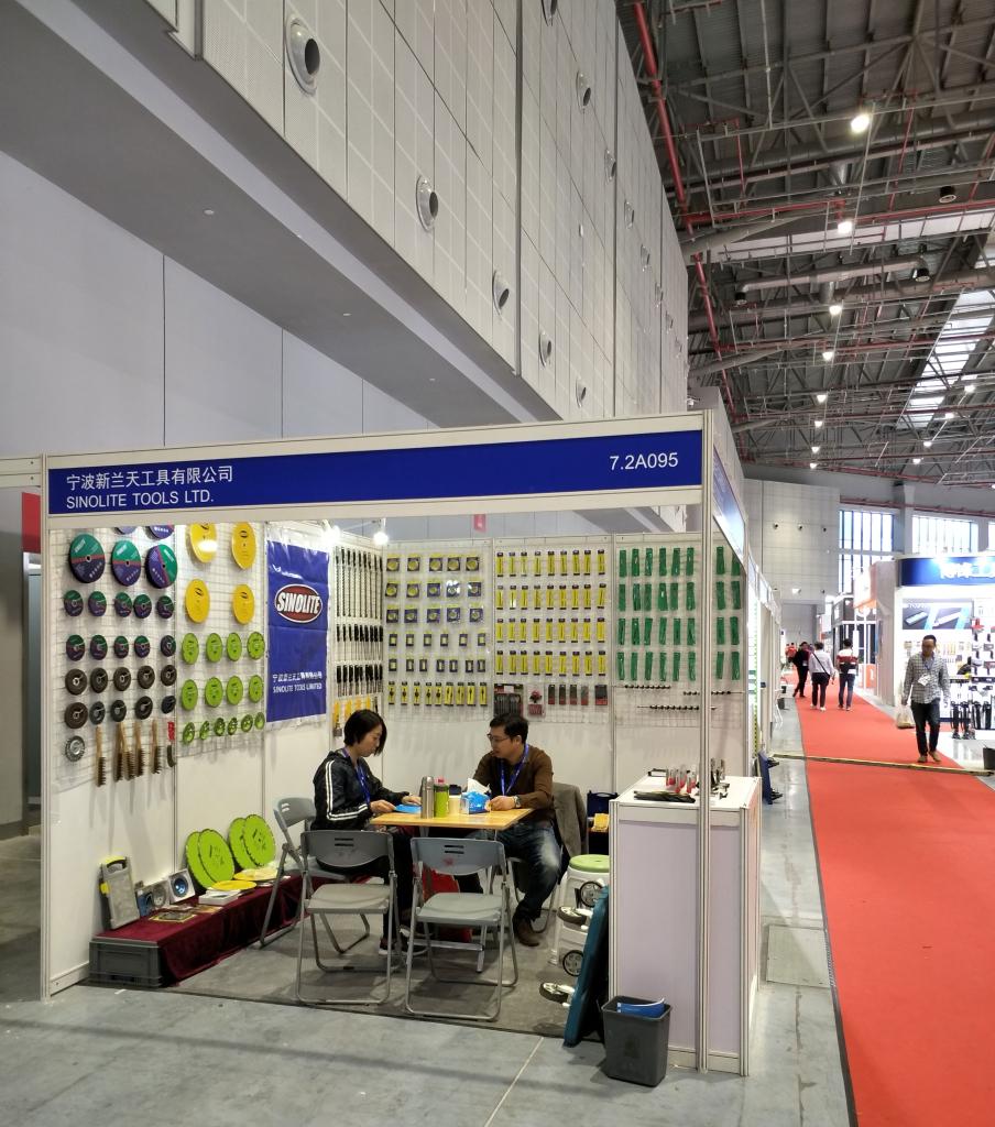 2017 Practical World Shanghai Booth: 7A095 Hall 7