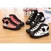 Children lace ankle shoes