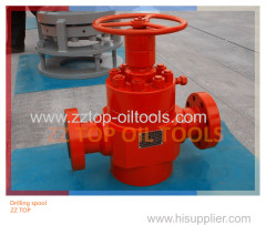 Oilfield Wellhead Equipment API 6A Drilling Spool 13 5/8