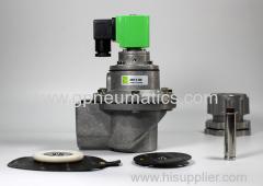 AC220V pneumatic pulse valve dmf-z-40s