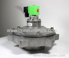 DN76 submerged pulse dust solenoid valve