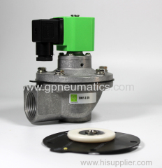 DN25 threaded pulse valve