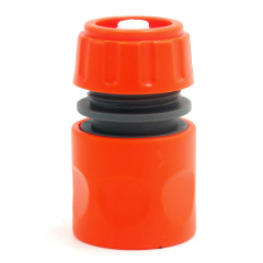 Plastic Garden Water Hose Fitting With Waterstop