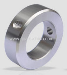 china supplier shaft collars double split