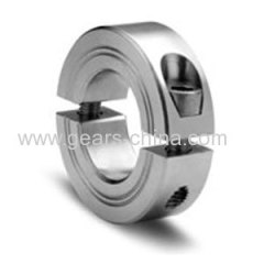 china supplier shaft collars double splits