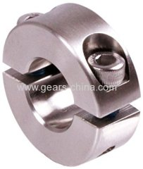 china supplier shaft collar double splits