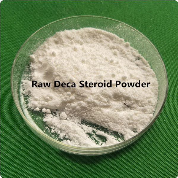 Raw Nandrolone Decanoate Steroid Powder