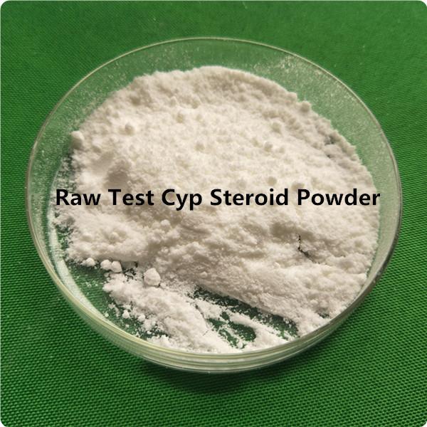 Raw Test Cyp Hormone Steroid Powder