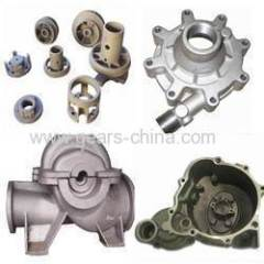 china manufacturer pump casting parts