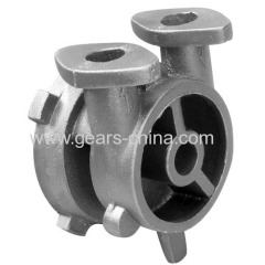 pump casting part china supplier
