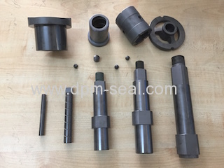 SSiC and RBSiC shaft, bearings and pump parts application