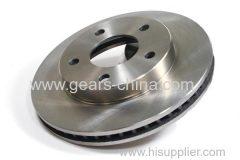 brake rotors made in china