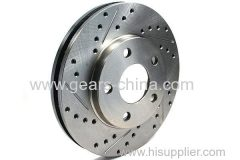 china manufacturer brake rotors supplier