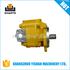 Hydraulic Triple Gear Pump Bulldozer Hydraulic Double Pump High Quality Hydraulic Double Pump Hydraulic Double Pump