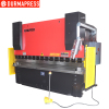 WC67K 200 tons 3200 Hydraulic cnc bending machine press brake price
