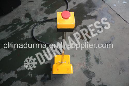 Станок для гибки стальных листов 200т 3-миллиметровый гидравлический прессовый тормоз cnc
