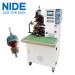 Automatic armature commutator fusing machine