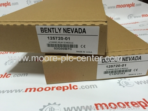 BENTLY Bentley 350060 and 350061 temperature monitor